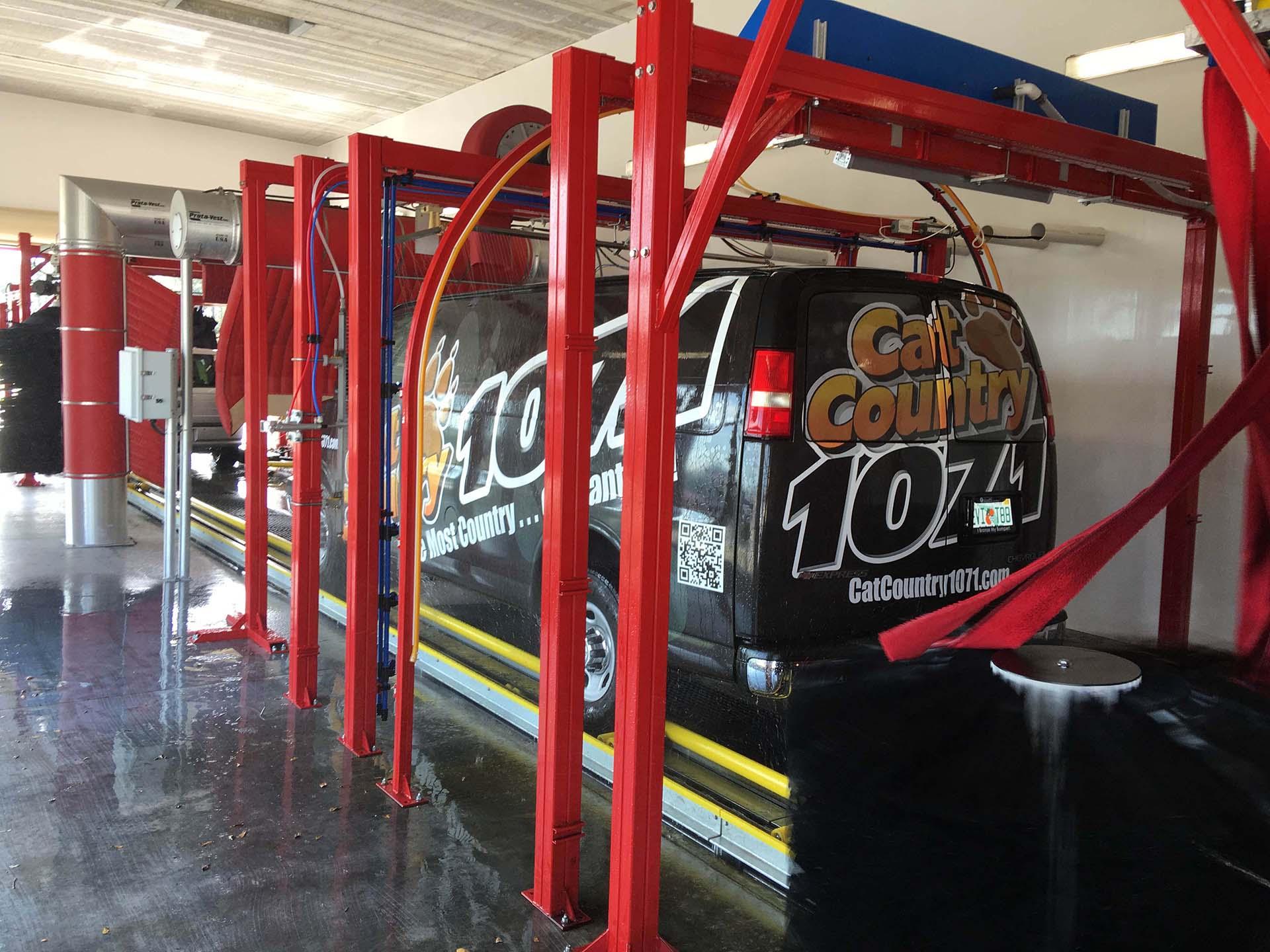 Plaza Express Car Wash